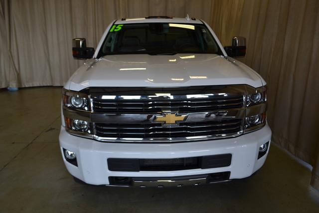 2015 Chevrolet Silverado 2500HD Diesel High Country Roscoe, Illinois 9