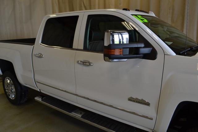 2015 Chevrolet Silverado 2500HD Diesel High Country Roscoe, Illinois 11