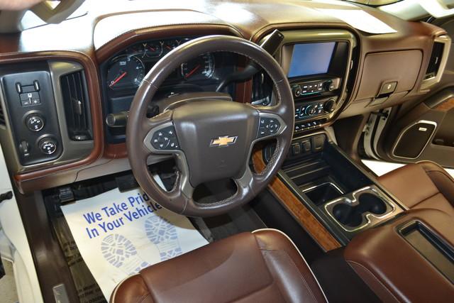 2015 Chevrolet Silverado 2500HD Diesel High Country Roscoe, Illinois 16