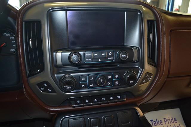 2015 Chevrolet Silverado 2500HD Diesel High Country Roscoe, Illinois 17