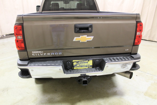 2015 Chevrolet Silverado 2500HD Built After Aug 14 LT Roscoe, Illinois 11