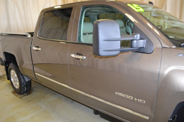 2015 Chevrolet Silverado 2500HD Built After Aug 14 LTZ Roscoe, Illinois 11