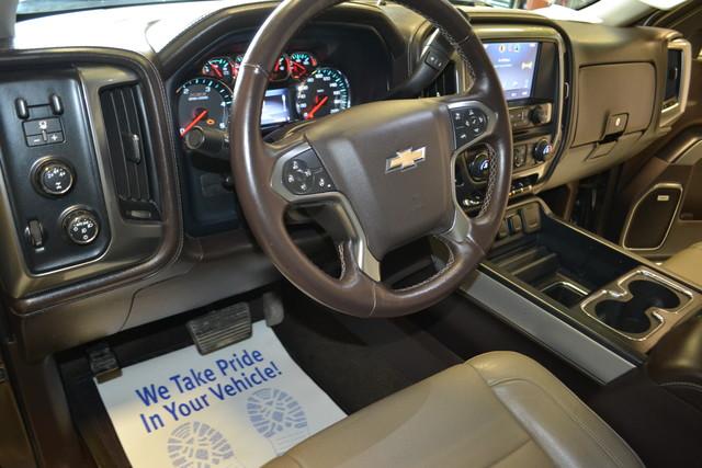 2015 Chevrolet Silverado 2500HD Built After Aug 14 LTZ Roscoe, Illinois 16