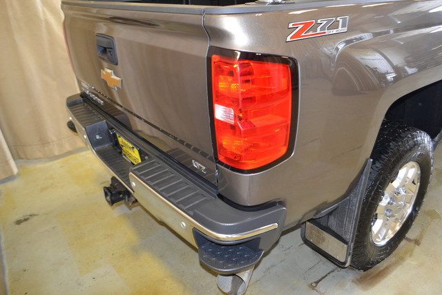 2015 Chevrolet Silverado 2500HD Built After Aug 14 LTZ Roscoe, Illinois 4