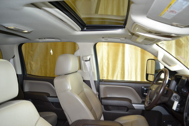 2015 Chevrolet Silverado 2500HD Built After Aug 14 LTZ Roscoe, Illinois 22