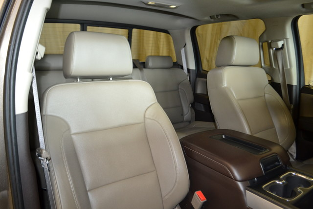 2015 Chevrolet Silverado 2500HD Built After Aug 14 LTZ Roscoe, Illinois 23