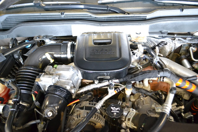 2015 Chevrolet Silverado 2500HD Built After Aug 14 LTZ Roscoe, Illinois 34