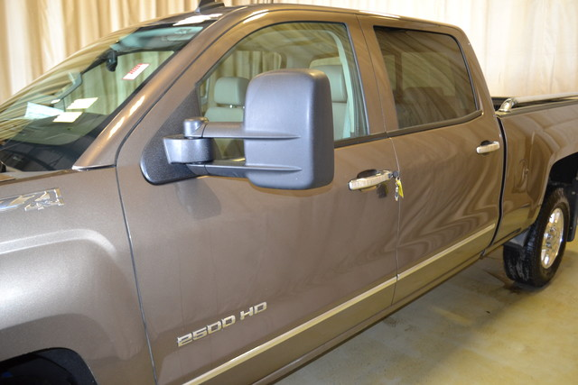 2015 Chevrolet Silverado 2500HD Built After Aug 14 LTZ Roscoe, Illinois 7