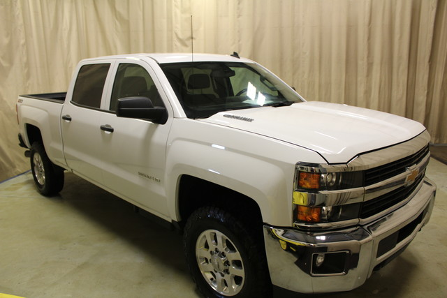 2015 Chevrolet Silverado 2500HD Built After Aug 14 LT Roscoe, Illinois 2