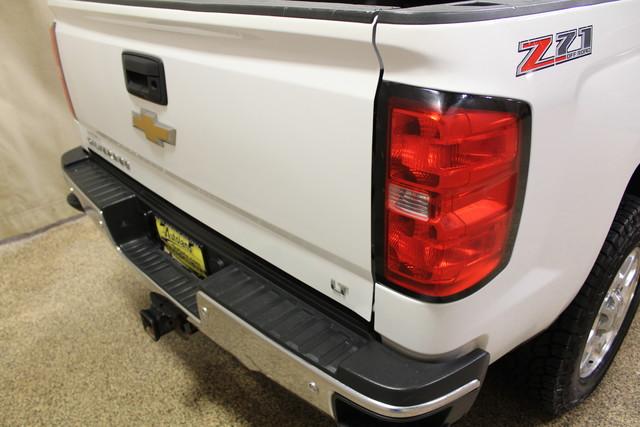 2015 Chevrolet Silverado 2500HD diesel LT Roscoe, Illinois 4