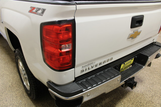 2015 Chevrolet Silverado 2500HD diesel LT Roscoe, Illinois 5