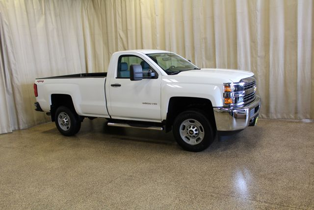 2015 Chevrolet Silverado 2500HD Long Bed Work Truck Roscoe, Illinois 3
