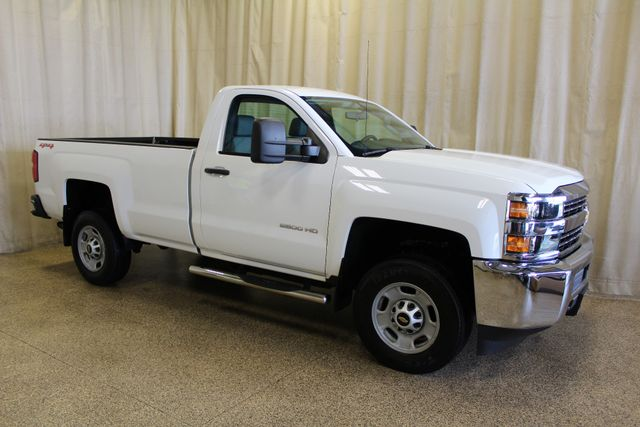 2015 Chevrolet Silverado 2500HD Long Bed Work Truck Roscoe, Illinois 10