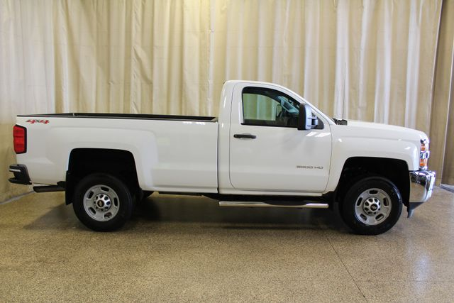 2015 Chevrolet Silverado 2500HD Long Bed Work Truck Roscoe, Illinois 11