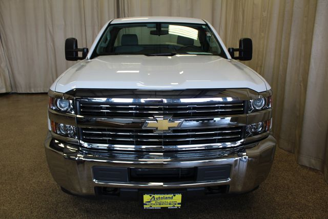 2015 Chevrolet Silverado 2500HD Long Bed Work Truck Roscoe, Illinois 9