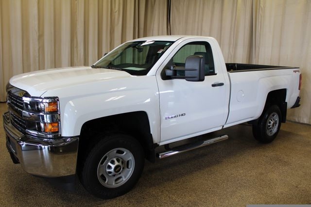 2015 Chevrolet Silverado 2500HD Long Bed Work Truck Roscoe, Illinois 2