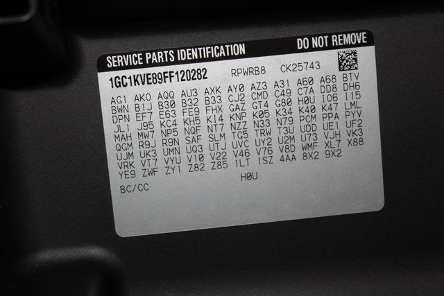 2015 Chevrolet Silverado 2500HD  LT Roscoe, Illinois 31