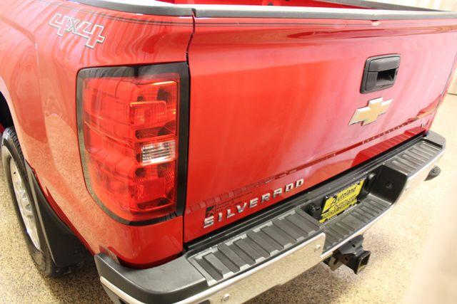2015 Chevrolet Silverado 2500HD Long Bed LT Roscoe, Illinois 4