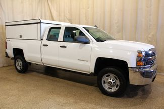 2015 Chevrolet Silverado 2500HD Built After Aug 14 Work Truck Roscoe, Illinois