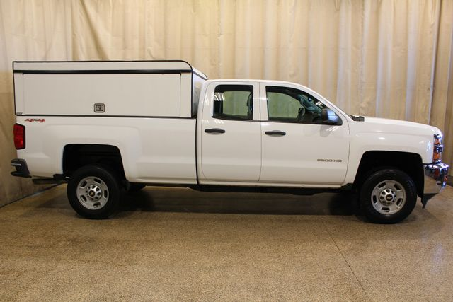 2015 Chevrolet Silverado 2500HD Built After Aug 14 Work Truck Roscoe, Illinois 1
