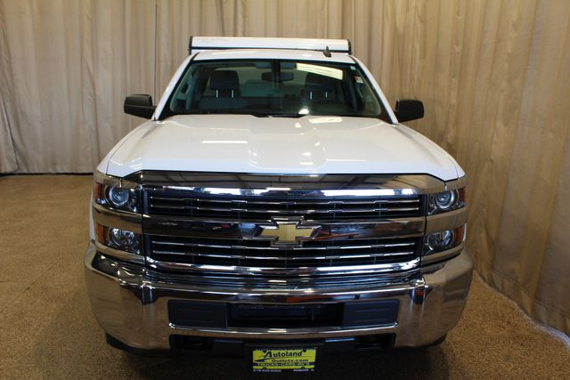 2015 Chevrolet Silverado 2500HD Built After Aug 14 Work Truck Roscoe, Illinois 11