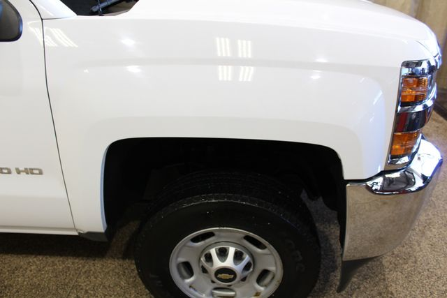 2015 Chevrolet Silverado 2500HD Built After Aug 14 Work Truck Roscoe, Illinois 12