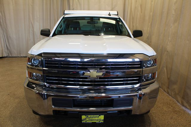 2015 Chevrolet Silverado 2500HD Built After Aug 14 Work Truck Roscoe, Illinois 3