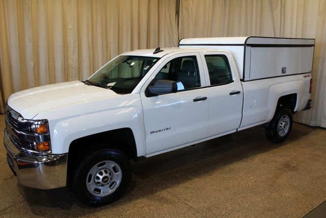 2015 Chevrolet Silverado 2500HD Built After Aug 14 Work Truck Roscoe, Illinois 2