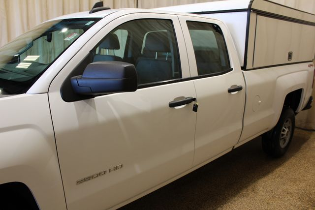 2015 Chevrolet Silverado 2500HD Built After Aug 14 Work Truck Roscoe, Illinois 9