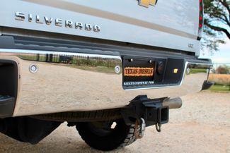 2015 Chevrolet Silverado 2500 HD LTZ Crew Cab 4X4 Z71 6.6L Duramax Diesel Allison Auto LIFTED LOADED Sealy, Texas 21