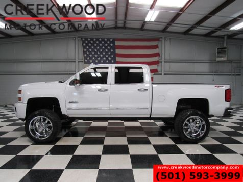 2015 Chevrolet Silverado 2500HD High Country LTZ 4x4 Diesel Lifted Nav Dvd 22s in Searcy, AR