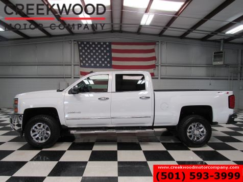 2015 Chevrolet Silverado 2500HD LTZ 4x4 Gas Z71 Nav Roof Chrome 18s New Tires in Searcy, AR