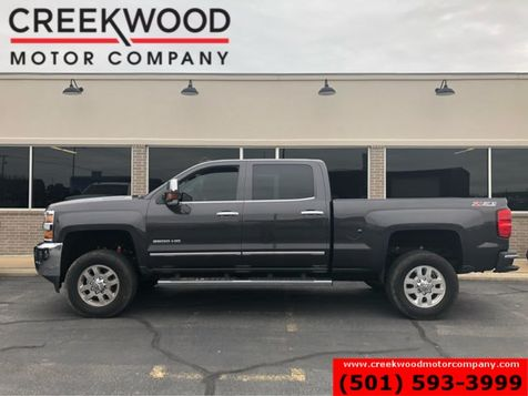 2015 Chevrolet Silverado 2500HD LTZ 4x4 Diesel Z71 Chrome Leather Nav Roof 1 Owner in Searcy, AR