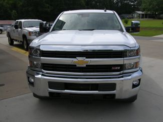 2015 Chevrolet Silverado 2500HD Built After Aug 14 LTZ Sheridan, Arkansas 2