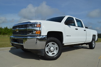 2015 Chevrolet Silverado 2500HD Built After Aug 14 Work Truck Walker, Louisiana