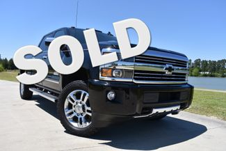 2015 Chevrolet Silverado 2500HD Built After Aug 14 High Country Walker, Louisiana