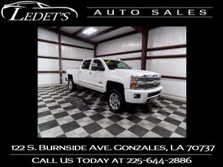 2015 Chevrolet Silverado 2500HD High Country 4WD - Ledet's Auto Sales Gonzales_state_zip in Gonzales