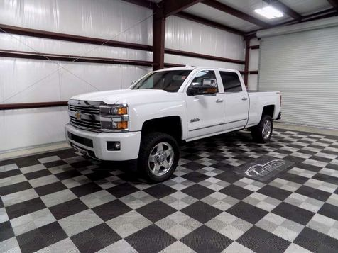 2015 Chevrolet Silverado 2500HD High Country 4WD - Ledet's Auto Sales Gonzales_state_zip in Gonzales, Louisiana