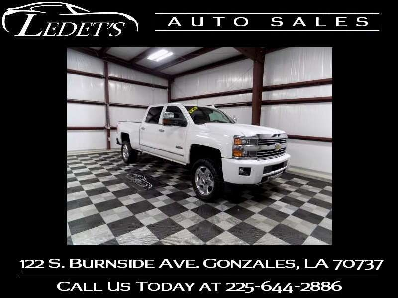 2015 Chevrolet Silverado 2500HD High Country 4WD - Ledet's Auto Sales Gonzales_state_zip in Gonzales Louisiana