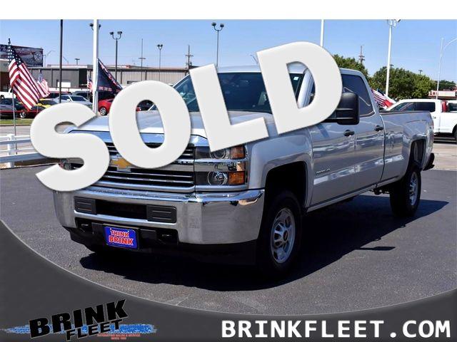 2015 Chevrolet Silverado 2500HD Work Truck | Lubbock, TX | Brink Fleet in Lubbock TX