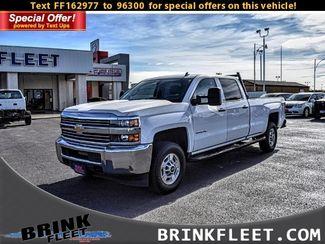 2015 Chevrolet K2500HD 4x4 LT | Lubbock, TX | Brink Fleet in Lubbock TX