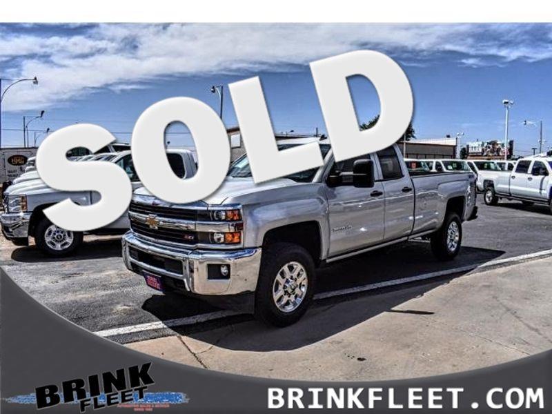 2015 Chevrolet Silverado 2500HD LT | Lubbock, TX | Brink Fleet in Lubbock TX