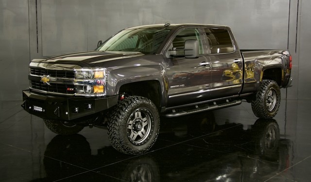 2015 Chevrolet Silverado 2500HD   LTZ | Milpitas, California | NBS Auto Showroom