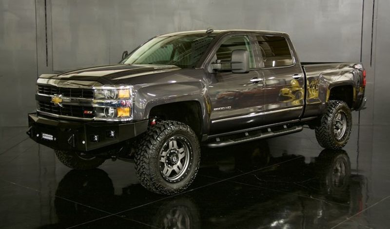 2015 Chevrolet Silverado 2500HD   LTZ | Milpitas, California | NBS Auto Showroom