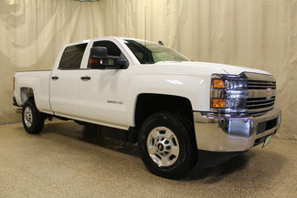 2015 Chevrolet Silverado 2500HD Work Truck Roscoe, Illinois