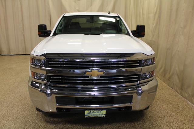 2015 Chevrolet Silverado 2500HD Work Truck Roscoe, Illinois 4