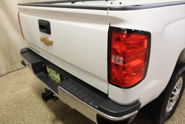 2015 Chevrolet Silverado 2500HD Work Truck Roscoe, Illinois 5