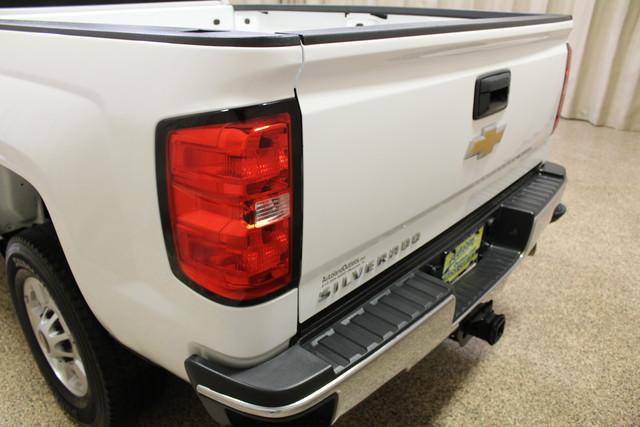 2015 Chevrolet Silverado 2500HD Work Truck Roscoe, Illinois 6