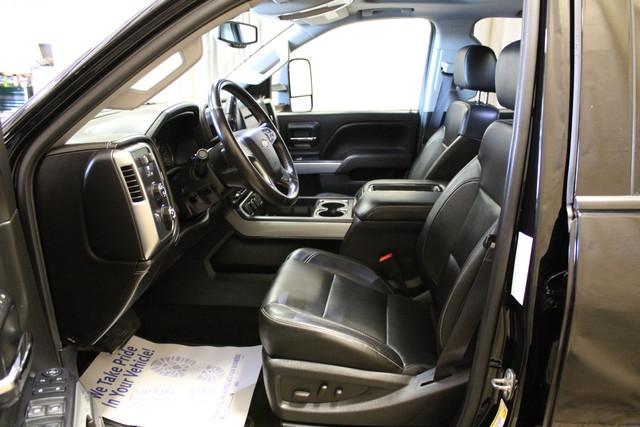 2015 Chevrolet Silverado 2500HD  LTZ Roscoe, Illinois 14