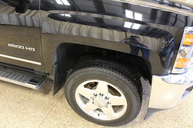 2015 Chevrolet Silverado 2500HD  LTZ Roscoe, Illinois 4